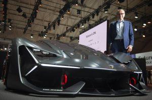 Domenicali, presidente de Lamborghini: una vida a toda pastilla