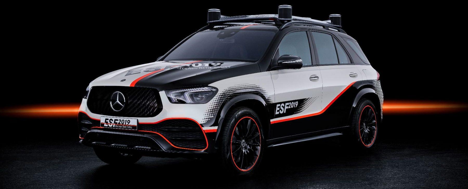 Mercedes-Benz ESF 2019: un vistazo a la tecnología que tendrá tu coche