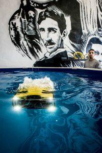 Exploradores del fondo del mar