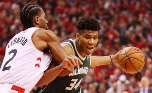 Los Raptors le echan el lazo a los Bucks